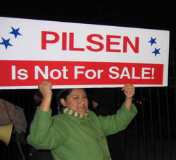 Pilsen Speaks Out