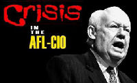 AFL-CIO in Crisis
