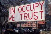 In Occupy We Trust!